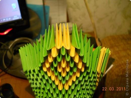 Мастер-класс,  Оригами модульное, : Друг для Тимоши Бумага . Фото 11