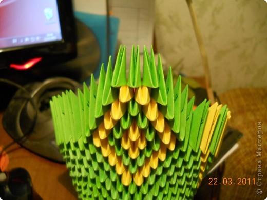 Мастер-класс,  Оригами модульное, : Друг для Тимоши Бумага . Фото 12