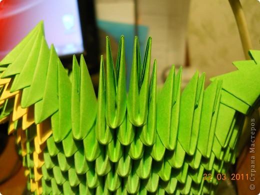 Мастер-класс,  Оригами модульное, : Друг для Тимоши Бумага . Фото 17