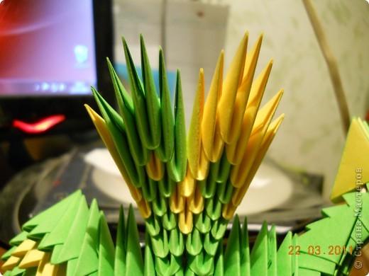 Мастер-класс,  Оригами модульное, : Друг для Тимоши Бумага . Фото 18
