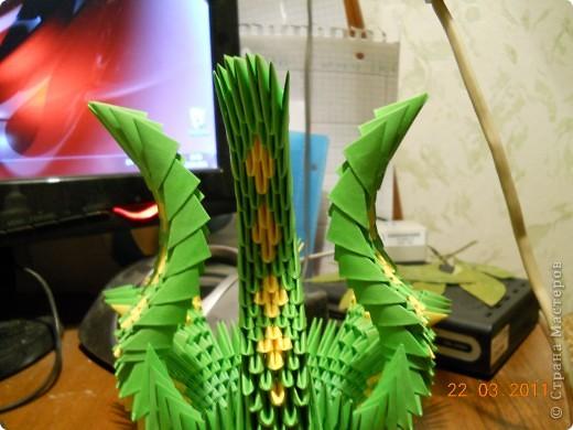 Мастер-класс,  Оригами модульное, : Друг для Тимоши Бумага . Фото 19