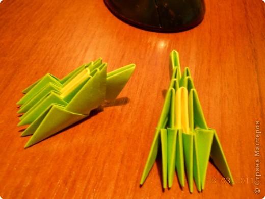 Мастер-класс,  Оригами модульное, : Друг для Тимоши Бумага . Фото 22