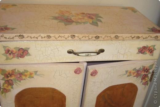 декупаж кухонной мебели Мебель своими.