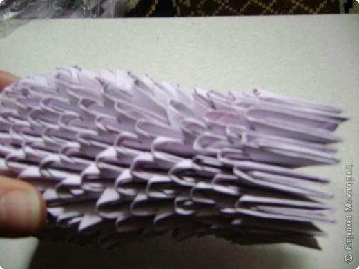 Мастер-класс,  Оригами модульное, : Крыска Лариска + МК Бумага . Фото 20
