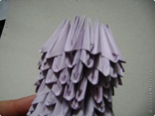 Мастер-класс,  Оригами модульное, : Крыска Лариска + МК Бумага . Фото 21