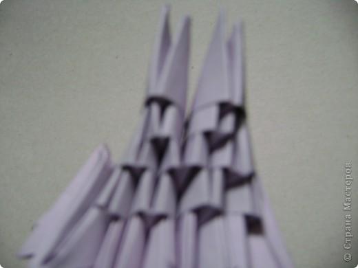 Мастер-класс,  Оригами модульное, : Крыска Лариска + МК Бумага . Фото 22
