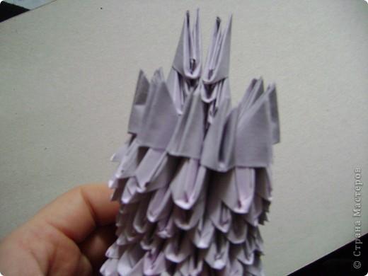 Мастер-класс,  Оригами модульное, : Крыска Лариска + МК Бумага . Фото 23