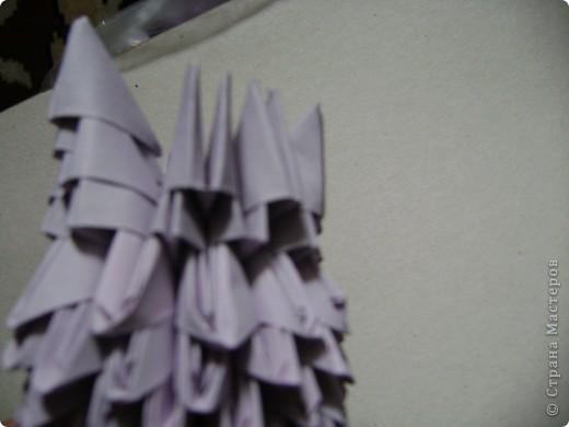 Мастер-класс,  Оригами модульное, : Крыска Лариска + МК Бумага . Фото 24
