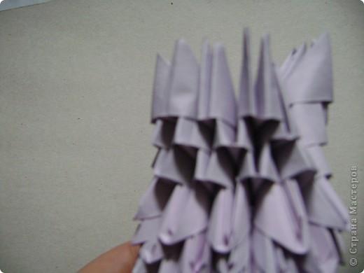 Мастер-класс,  Оригами модульное, : Крыска Лариска + МК Бумага . Фото 25