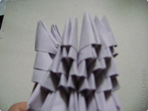 Мастер-класс,  Оригами модульное, : Крыска Лариска + МК Бумага . Фото 26