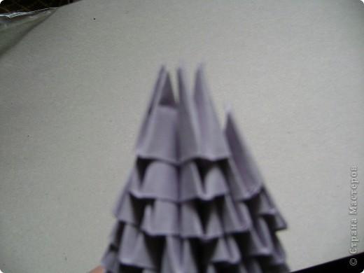 Мастер-класс,  Оригами модульное, : Крыска Лариска + МК Бумага . Фото 29
