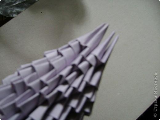 Мастер-класс,  Оригами модульное, : Крыска Лариска + МК Бумага . Фото 30