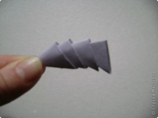 Мастер-класс,  Оригами модульное, : Крыска Лариска + МК Бумага . Фото 33