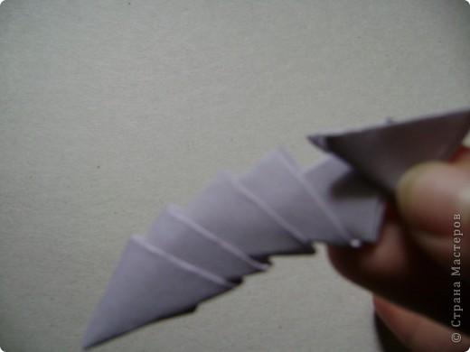 Мастер-класс,  Оригами модульное, : Крыска Лариска + МК Бумага . Фото 35
