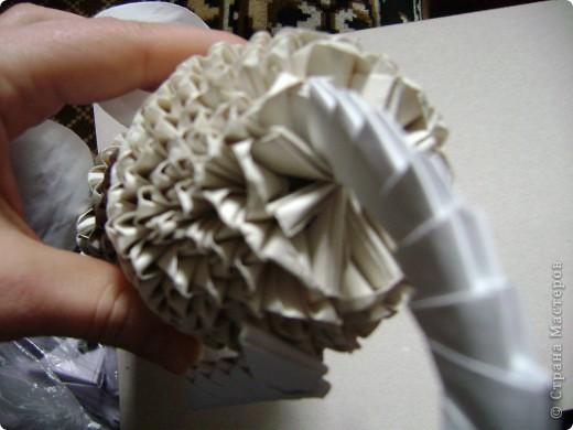 Мастер-класс,  Оригами модульное, : Крыска Лариска + МК Бумага . Фото 38