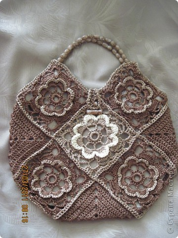 rectange bag crochet