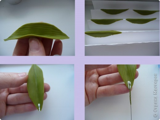 Вот рябчики я люблю, чего не могу сказать об орхидее! Поэтому лепила их с огромным удовольствием! Не совершенство конечно, зато есть к чему стремиться.. Фото 3