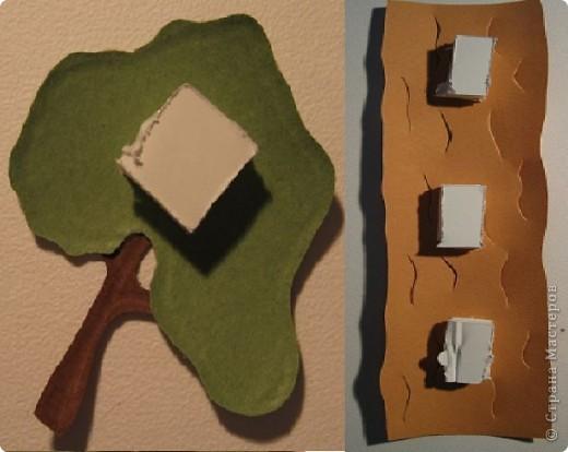 Картина, панно, Мастер-класс,  Бумагопластика, : Домик синички МК. Часть 2. Бумага . Фото 13