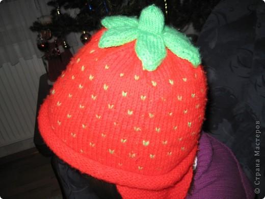 шапочка для девочки крючком зимняя.