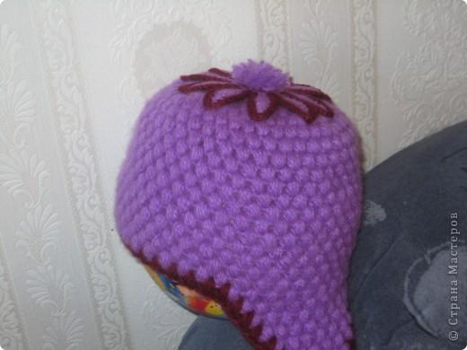 шапочки крючком, схемы вязания