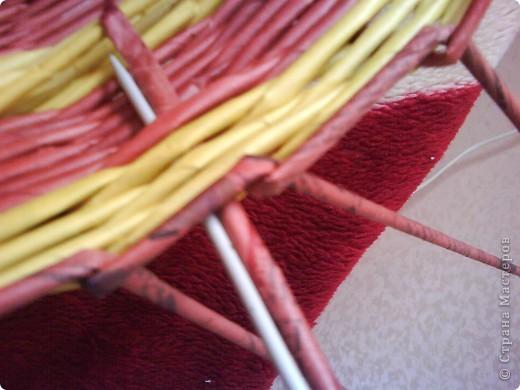 Мастер-класс,  Плетение, : Корзина - Мастер - класс для вас Бумага газетная . Фото 35