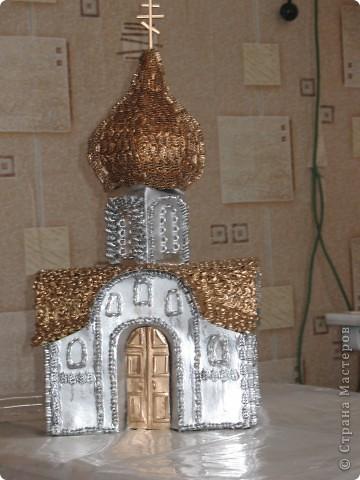Поделка, изделие Макет: Старинный замок. Фото 2