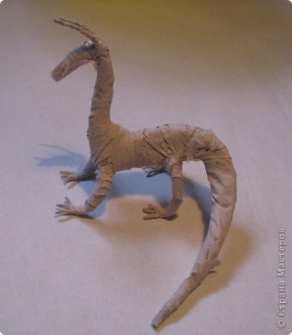 Как обещала, показываю этапы создания дракона. Маленький Элиот-хранитель. . Фото 8