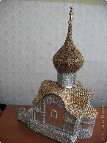 Поделка, изделие: Реставрируем храм Продукты пищевые Рождество. Фото 2