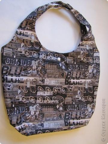 Гардероб, Мастер-класс Шитьё: Летняя сумка. Мини МК. Ткань День рождения. Фото 2