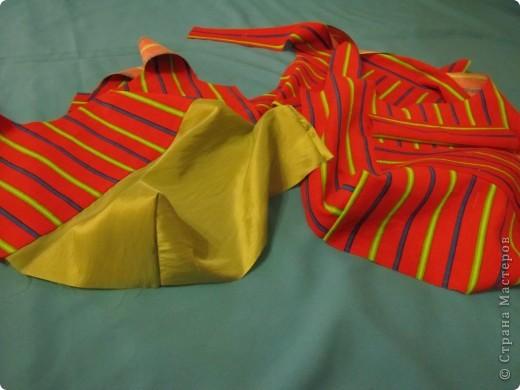 Гардероб, Мастер-класс Шитьё: Летняя сумка. Мини МК. Ткань День рождения. Фото 10