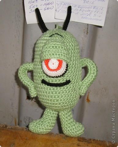 Игрушка Вязание крючком: Спанч Боб и все, все, все!
