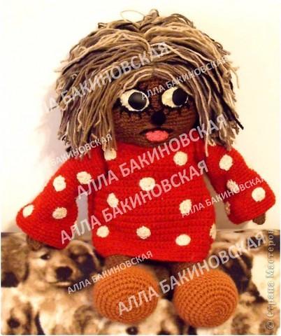 Игрушка, Куклы, Мастер-класс Вязание.