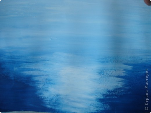 Мастер-класс, Урок рисования Рисование и живопись: Осенний парк. Гуашь Праздник осени. Фото 5