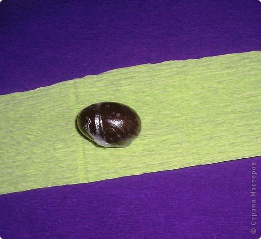 Мастер-класс, Свит-дизайн Вырезание, Моделирование: Букетик из конфет. МК для сластен с дополнениями Бумага. Фото 23