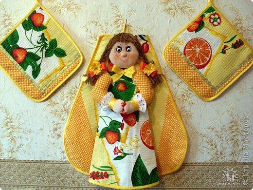 Мастер-класс Шитьё: Подарочный набор. Мини МК от Зинаиды Харловой. Ткань. Фото 1