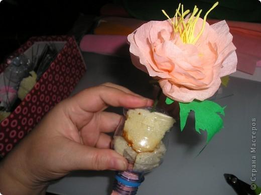 Мастер-класс, Свит-дизайн Вырезание, Моделирование: Букетик из конфет. МК для сластен с дополнениями Бумага. Фото 42