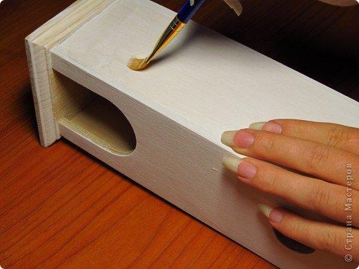 Декор предметов, Мастер-класс Декупаж: Фон при декупаже. Хроники моих экспериментов. Дерево, Салфетки. Фото 3