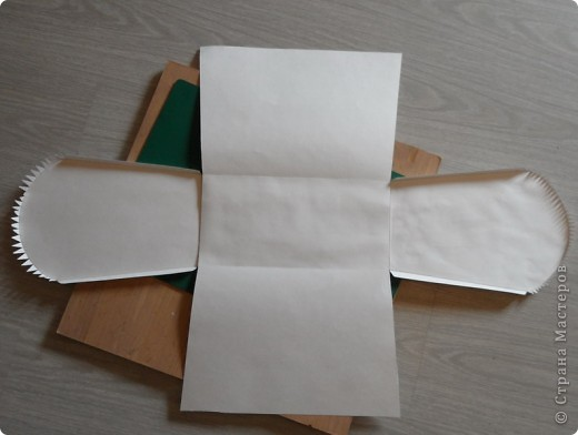 Мастер-класс Киригами, pop-up, Моделирование: Свадебная казна МК Бумага Свадьба. Фото 5
