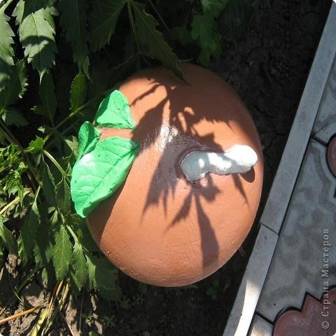 Скульптура Лепка: Мои фигурки для клумб. Фото 2