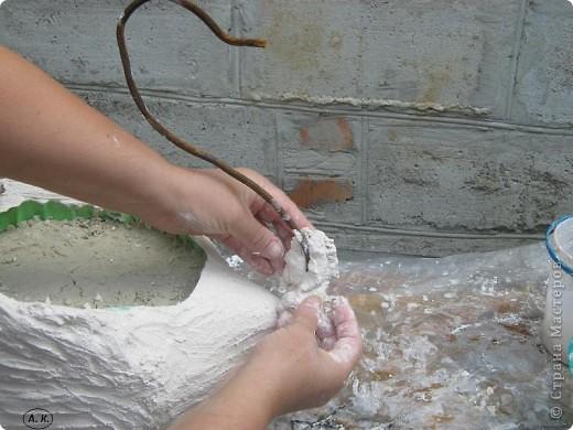 Вот наконец-то доделала пару своей лебёдушки и спешу поделиться с Вами МК. Фото 11