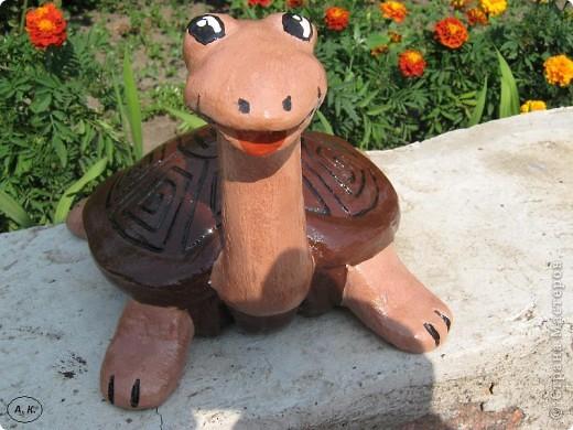 Скульптура Лепка: Шоколадная кокетка. Фото 1