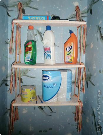 Полочка для ванны своими руками из подручных материалов 91
