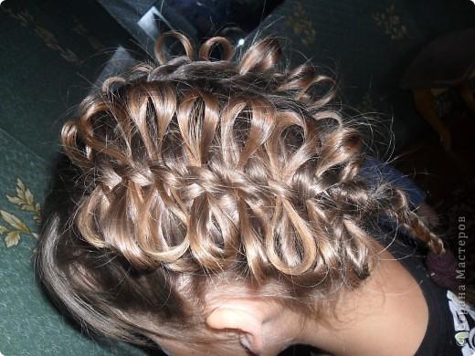 Как сделать банты для волос из лент