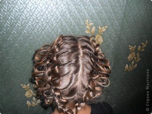 Прически из очень длинных волос своими руками