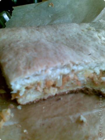 Рецепт кулинарный: мой пирог с рыбой Продукты пищевые