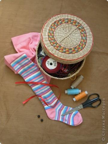 Master class de coser: Pig Naf-Naf tela.  Foto 2