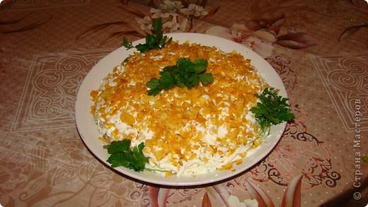 Кулинария, Мастер-класс Рецепт кулинарный: Лёгкий салатик Продукты пищевые. Фото 1