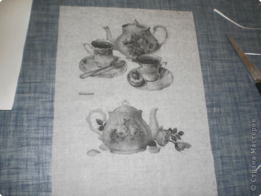 Мастер-класс Декупаж: Распечатки на салфетках Салфетки. Фото 7