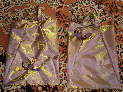 Шитьё: Сумки из старого зонтика Ткань.  Фото 2.