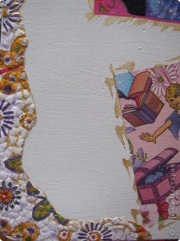 Декор предметов, Мастер-класс Декупаж: Жил-был стол...(реставрация). Салфетки, Скорлупа яичная, Шпагат. Фото 14